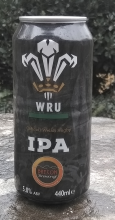 WRU Brecon Brewing IPA